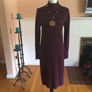 Lou & Grey Knit Blend Sweater Dress